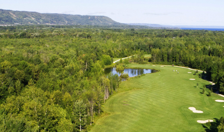 Cranberry Golf Course at Living Water Resorts Collingwood