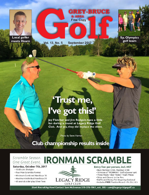 September Edition - Grey-Bruce Golf
