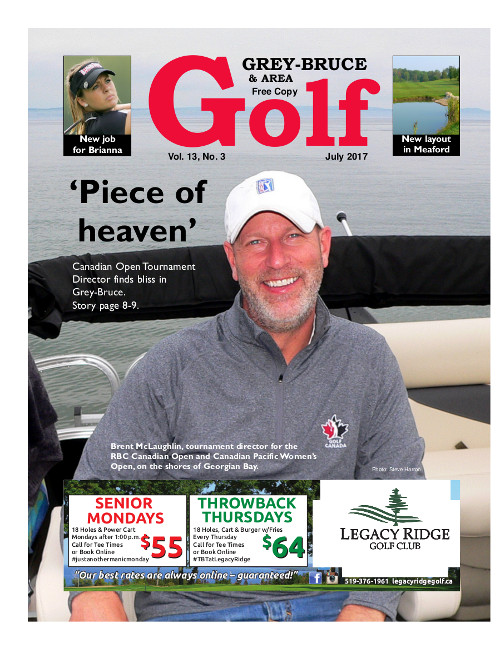 July Edition - Grey-Bruce Golf
